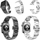 HOCO Premium Link 316L Stainless Steel Strap Buckle Band for Apple Watch iWatch
