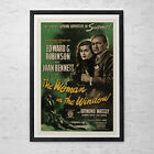 EDWARD G. ROBINSON Movie Poster -  Classic Movie Poster -  Film Noir Movie Poste