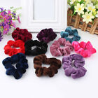5X Fashion Girls Scrunchie Elastic Hair Band Headband Ponytail Holder Rope Hoops