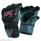 UFC PERFORMANCE ADULT MMA TRAINING GLOVES BLACK