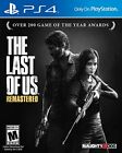 The Last of Us: Remastered PS4 PlayStation 4 NEW DISPATCH TODAY BY 2 PM