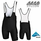 SPEG Syclon Pro Bib Mens Lycra Cycling Shorts with HDAir Pad, Quick Dry