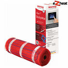 Warmup Electric Underfloor Heating Sitcky Mat System 200w/m2   ALL SIZES