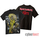 IRON MAIDEN T-Shirt Killers JUMBO Print Tee New Authentic