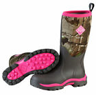 WWPK-RAPG Muck Boot Women's Woody Max Realtree XT Pink Camo Most Sizes
