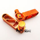 Alloy Footpegs Foot Rest Pegs 43cc 47cc 49cc Mini Moto Dirt Pocket Bike