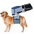 Male Pet Dog Puppy Belly Wrap Band Diaper Nappy Pants Sanitary Underwear 5 SIZES