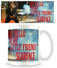 Scarface - Mug Say Hello to my little friend (Tony Montana) Licence officielle.