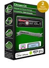 Citroen C4 car stereo radio, Clarion CD Player play USB iPod iPhone Android