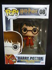 Figurine Harry Potter Quidditch exclusive - Funko Pop!