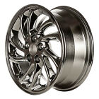 Refinished+Lincoln+Mark+Series+1995%2D1998+16+inch+Chrome+Left+Wheel