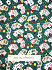 Poker Card Fabric 100% Cotton Timeless Treasures Game Casino Gambling C1943 Yard