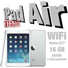 Apple iPad Air 1st Gen ,16 &32&64&128 GB,Wi-Fi, Retina 9.7