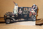"""The Munsters W-Koach TV Show Figure Tabletop Display Standee 10"""" Long"""