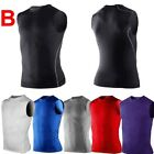 Men's Compression Base Layer Sports Shirts Tight Short Trouser Pant Gym Tank Top