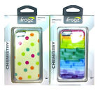 iFrogz Chemistry Colorful Designer Hybrid Durable Protection Case for iPhone 5c