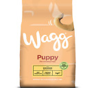 WAGG PUPPY - (2kg - 12kg) - Chicken Complete Dog Food Junior Pet bp PawMits Feed