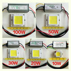 10W 20W 30W 50W 100W Waterproof High Power LED Driver Supply / LED SMD Chip Bulb
