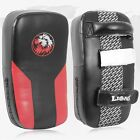 Thai Kick Boxing Strike Curved Arm Pad Punching Martial Arts MMA Shield Mitt