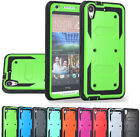 Outer Box  Protective Hard Case Cover For HTC Desire 626 626S Shockproof Hybrid