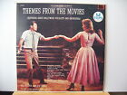 THEMES FROM THE MOVIES Bill Holden and Kim Novak TOPS VINYL LP Free UK Post