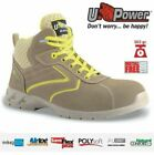 Mens Dickies Leather Waterproof Safety Steel Toe Cap Boots Work Shoes Uk Size