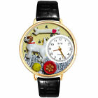 Jack Russel Terrier Watch w/ Personalized Miniature Gifts