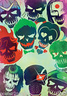 Suicide Squad Giant Wall Art Poster A0 A1 A2 A3 A4 20x30 Maxi