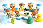 Octonauts Figures and Creatures. Choose your own. Cbeebies Octonaut Octonots.