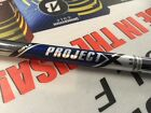 # NEW RIFLE PROJECT X 6.5 IRON SHAFT. .355 Taper TIP. CHOOSE LENGTH