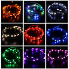 3m 30 Led String Fairy Christmas Party Light Battery Operated Outdoor Waterproof