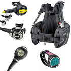 Mares Abyss 22x + Prestige + Mission 1 + Bcd Prime + Cressi Giotto Pink 02UK