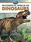 Wonderful World of Dinosaurs * A Disney Learning Book c2012 VGC Hardcover