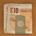 Lucky Sixpence 1910 - 1919 Money Clip - Birthday - Wedding - Gift - Boxed
