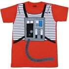 Star Wars Luke Skywalker Flight Suit Costume T-Shirt $21.0 USD on eBay