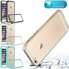 Madcase Clear Scratch Resistant Transparent Hard Back Case for Apple iPhone 6 6s