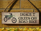 MADE TO ORDER CLASSIC MOTORCYCLE SIGN GARAGE SIGN BSA TRUIMPH ARIEL VINCENT GIFT