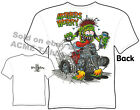 Big Daddy Clothing Rat Fink T Shirt Mothers Worry 33 34 Ford Sz M L XL 2XL 3XL