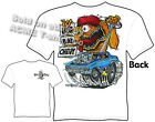 Ratfink T Shirts Chevy T Shirts Chevrolet Clothing Big Daddy Shirt 1962 Impala