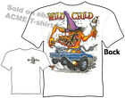 Rat Fink T Shirt Wild Child 65 GTO Big Daddy Shirt Ed Roth Tee Sz M L XL 2XL 3XL