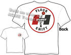 Hurst T Shirt Automotive Shirts Hot Rod Clothes Muscle Car Apparel Floor Shift