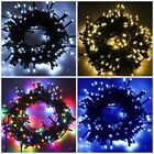 Lot LED Wine Bottle Light Cork Shaped String Fairy Wire Night Light Party Decor