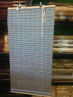 Bamboo blinds curtains blue color 4 sizes available natural beautiful