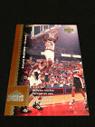 1996-97 NBA Player Upper Deck Sports Basketball Trading Cards Various Players