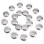 43mm/65mm Stainless Steel Mesh Hole Air Vent Louver 20 Pcs