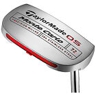 TAYLORMADE GOLF MENS OS MONTE CARLO MALLET PUTTER - NEW SUPERSTROKE GRIP TM CLUB