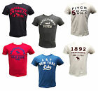 (S - XL) Mens Abercrombie and Fitch by Hollister T Tee Shirt New