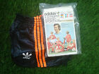 NEW Adidas KIDS shorts VINTAGE 70's 80's shorts IN PACKAGE - boys girls unisex
