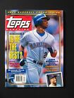 Topps Magazine #9 Winter 1992 Complete with Cards NM Baseball