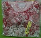 NEW WOMENS POLYESTER SHORT SLEEVE TOP Sz S/M NWOT